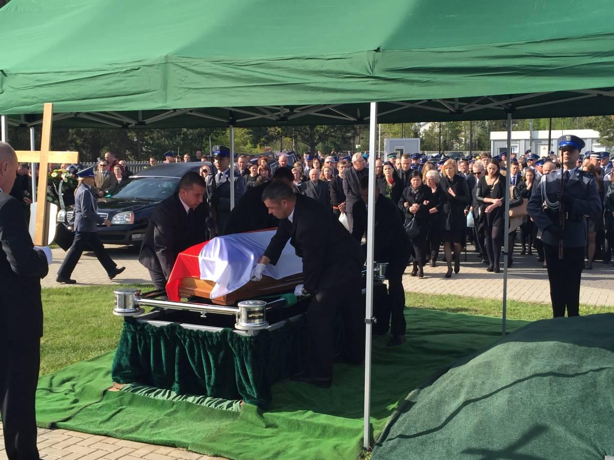 Organizacja uroczystego pogrzebu Białystok