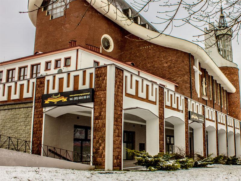 Kościół św Kazimierza Białystok - centrum pogrzebowe