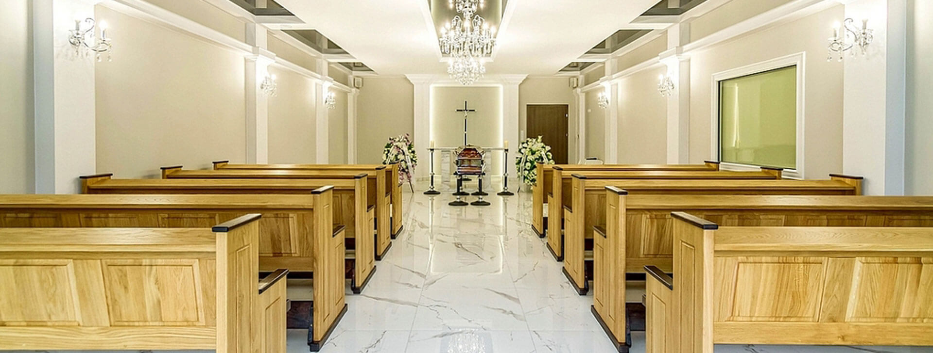 Komfortowa kaplica na pogrzeb Białystok