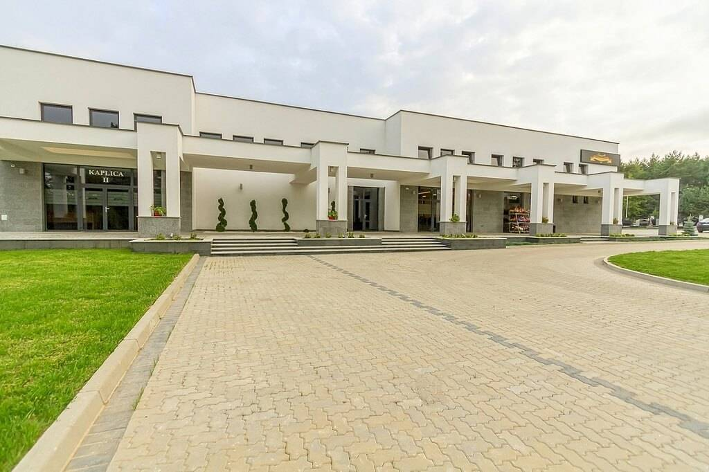 Krematorium w centrum pogrzebowym Białystok