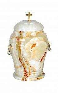 piękna urna na prochy po kremacji