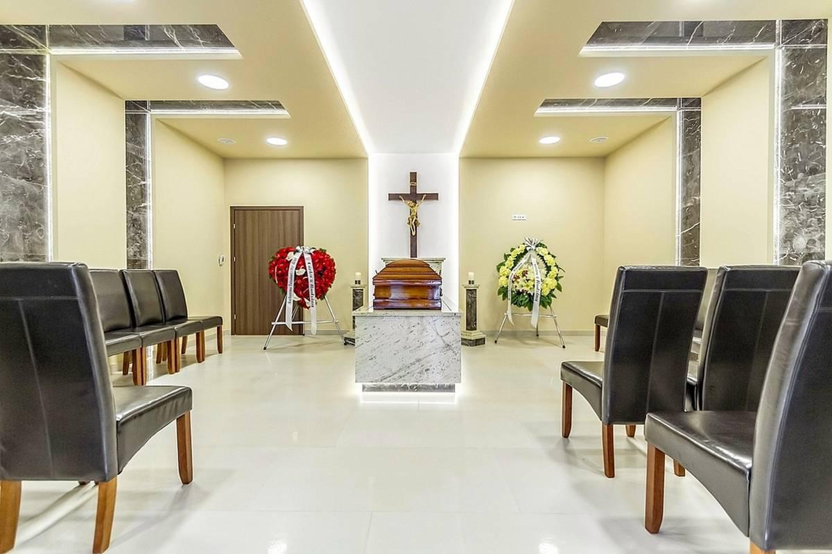 Kaplica pogrzebowa w firmie Białystok