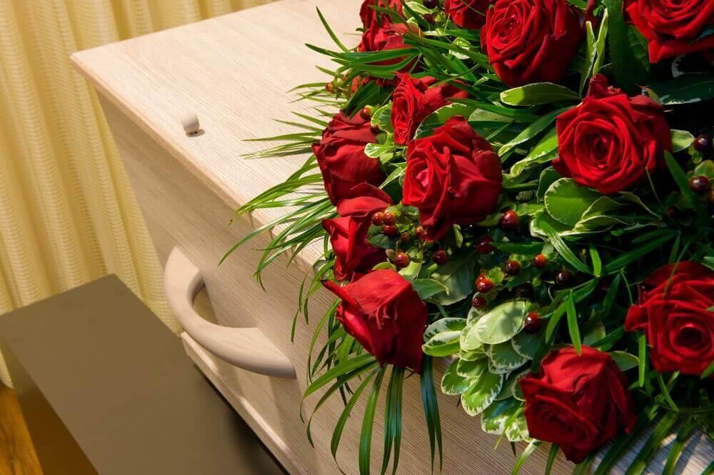 w centrum pogrzebowym Białystok po kremacji